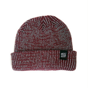 THURSDAY - NEXT BEANIE3 (Maroon/Grey)