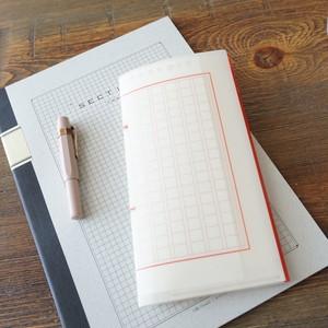 A4サイズもコンパクトに。BUNGU Ticket Folder