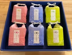 おすすめのお米6種食べくらべセット【ギフト・店舗受取可能】