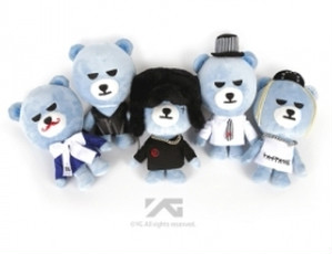 YG BEAR BIGBANG+a(ぬいぐるみ)