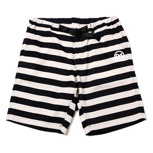 "RUDIE'S / ルーディーズ | ""CAPTURE BORDER "" SHORTS - Black/White"