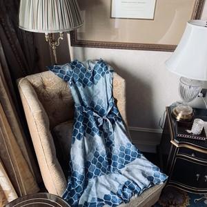 アラベスク☆シルクドレス