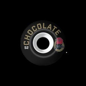 CHOCOLATEチョコレート WCH2-H WHEEL52ミ  LUCHADOR WHEELS  ボードパーツ 52MM