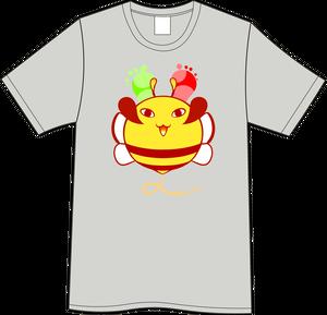Tシャツ【ふしぎばち】