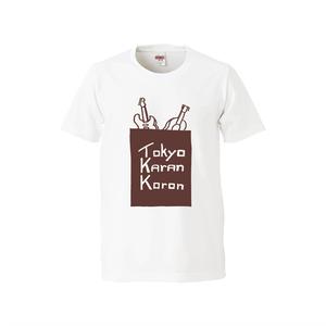 エレ・アコ Tシャツ(ホワイト)
