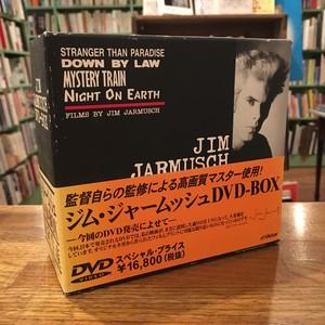 【DVD】Jim Jarmusch (ジム・ジャームッシュ)DVD-BOX 限定生産