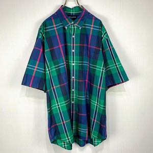 【Ralph Lauren GOLF】Check Short-sleeved shirt