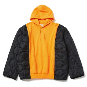 QUILT HOODED JACKET / GS19-AJK07