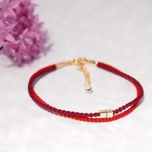 bracelet◍tenowa(red)