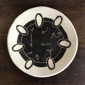お皿(タンバリン)