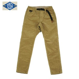 017007006 (CORDUROY FLEXIBLE EDGED PANTS) COYOTE