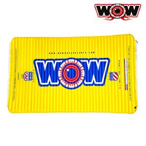WOW(ワオ) ウォーターウォークウェイ 6×10FT イエロー  ビーチフロート