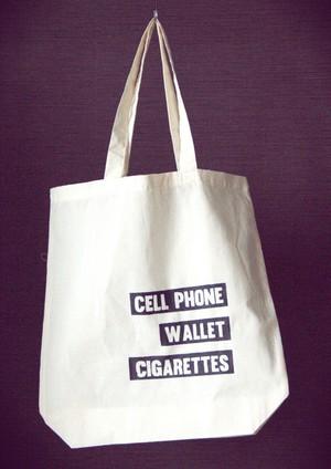 「bag man」エコバック