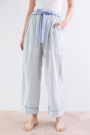 stripe pajamas pants