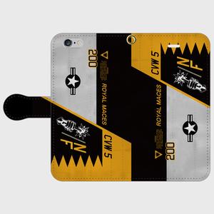 アメリカ海軍 第27戦闘攻撃飛行隊-(VFA-27),-『ロイヤル-メイス-Royal-Maces』 iPhone,各種Androidケース