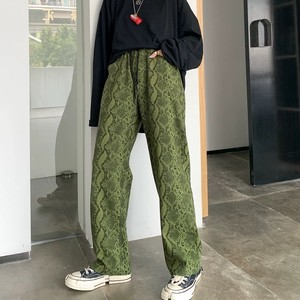 snake loose pants