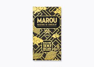 【MAROU】 100% ダークチョコレート