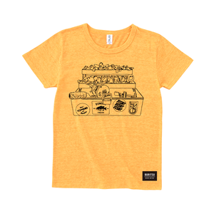 BURITSU BOX Tee : Yellow