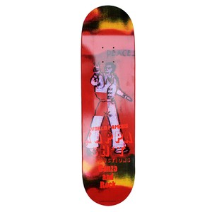DMB PRODUCTION / 10TH ANNIVERSARY SKATEBOARD (GONZO)