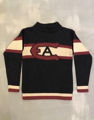 Vintage EMPORIO ARMANI Typography Sweater [2004]