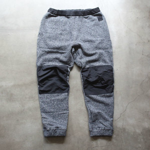 THE NORTH FACE PURPLE LABEL Mountain Sweat Pants BLACK