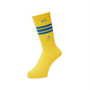 WHIMSY - 32/1 FRESH DELIVERY SOCKS (Yellow)