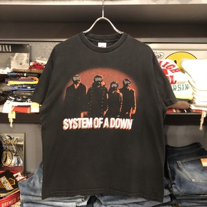 00s SYSTEM OF A DOWN Tシャツ