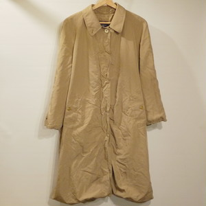 "Vintage Burberrys Balmacaan Coat ""Made in England,Silk"""