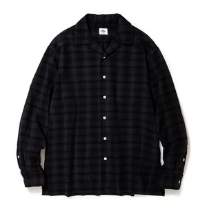 "Just Right ""OCLS Shirt Ombrer"" Black"