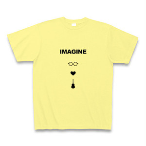 IMAGINE(イマジン)ジョン・レノンリスペクトTシャツ