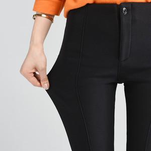 レギンス プラス厚いビロード スリム パンツ ズボン