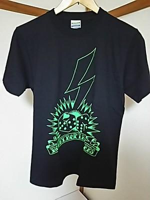 オリジナルTシャツ-black-S
