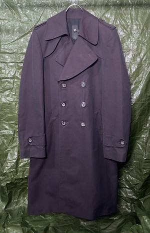 AW2001 BERNHARD WILLHELM TRENCH COAT