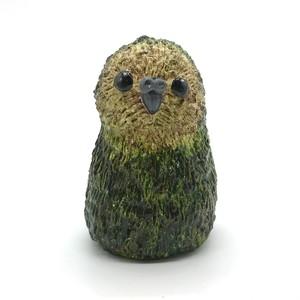【きゃねこ】 立体作品「鳥の八百屋さん」③