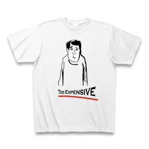 MCR 値段高すぎTシャツ