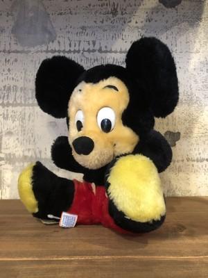 USA アメリカ ミッキーマウス ウォルトディズニー 80s ぬいぐるみ Mickey Mouse