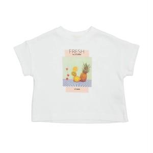 フルーツプリントTシャツ