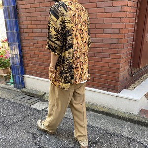(77circa) circa make wide aloha shirt