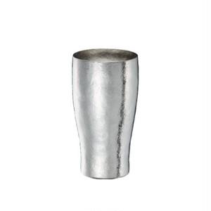 SUSgallery (サスギャラリー) 真空チタンカップ TITANESS Tumbler Basic line 【Beer Mirror 400ml】