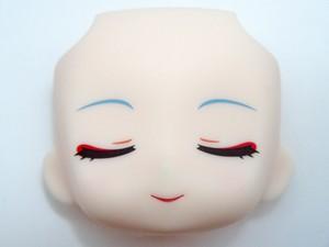 【850】 雪ミク タンチョウ巫女Ver. 顔パーツ 祈り顔 ねんどろいど