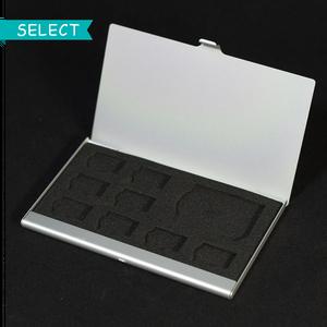 マイクロSDカードケース