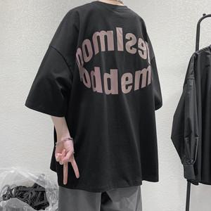 ビッグロゴプリントTシャツ BL6430