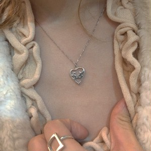 fuck necklace SILVER925 #LJ1827N