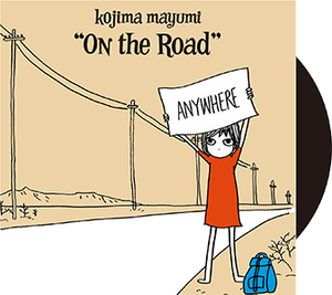 【Vinyl】On the Road LP / 小島麻由美