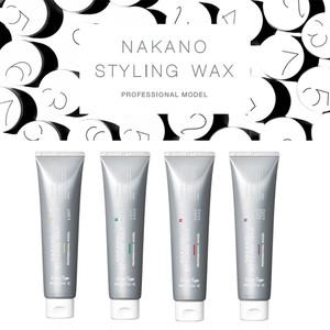ナカノ スタイリング ワックス - Cream Type