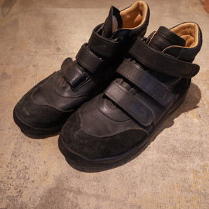 70's~80's German Military Pilot Shoes ドイツ軍 パイロットシューズ