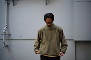 BURLAP OUTFITTER / GF SNAP PULLOVER