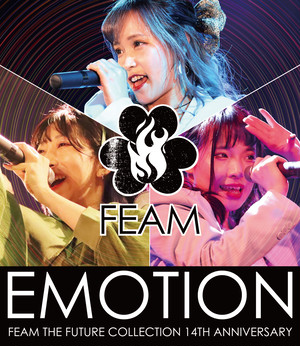 "FEAM 14th ANNIVERSARY ""EMOTION"" Blu-ray / FEAM"