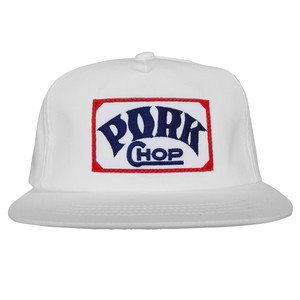 TRUCKER CAP/WHITE
