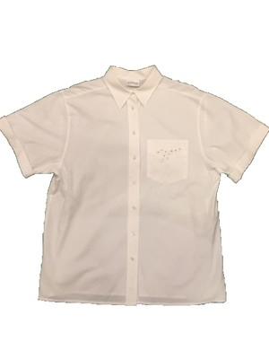 Euro Vintage White shirt 半袖 BL5
